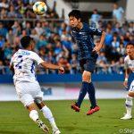 J2 20190907 YokohamaFC vs Kofu Kiyohara11(s)
