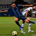J2 20190907 YokohamaFC vs Kofu Kiyohara12(s)