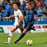 J2 20190907 YokohamaFC vs Kofu Kiyohara15(s)