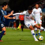 J2 20190907 YokohamaFC vs Kofu Kiyohara5(s)