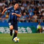 J2 20190907 YokohamaFC vs Kofu Kiyohara9(s)