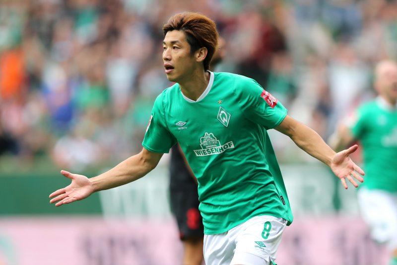 大迫勇也が2得点の大活躍! 決勝弾でブレーメンに今季初白星もたらす