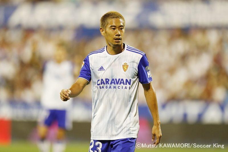 香川真司、初フル出場で好機に絡み存在感…サラゴサは2連勝で2位浮上