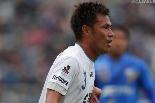 自ら定めた「JFLで優勝、J3昇格」…38歳の元日本代表DFがFC今治で戦う理由