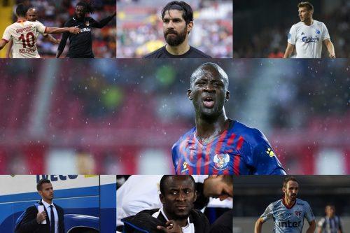 世界は広い!…意外なクラブでプレーする元有名選手たち7選