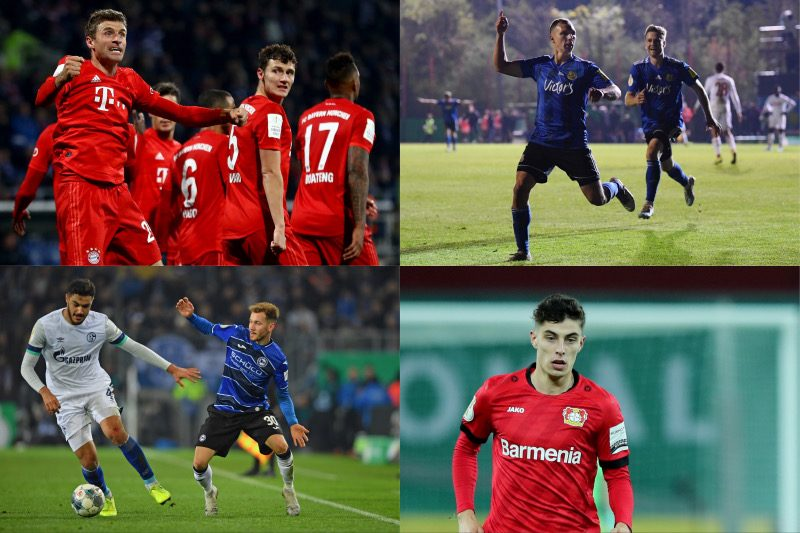 バイエルン、終盤の2発で2部に逆転勝利…ケルンは4部に不覚/DFB杯2回戦