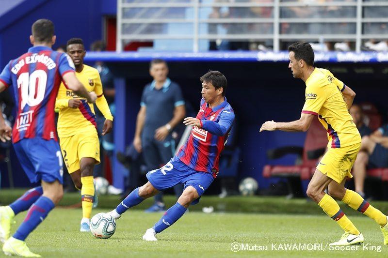 【写真ギャラリー】2019.10.19 リーガ・エスパニョーラ第9節 エイバル 0-3 バルセロナ