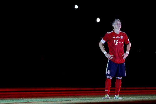 ●シュヴァインシュタイガーが現役引退を発表…バイエルンやドイツ代表などで活躍