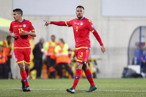 56連敗でストップ!…FIFAランク139位のアンドラ代表、EURO予選で歴史的初勝利