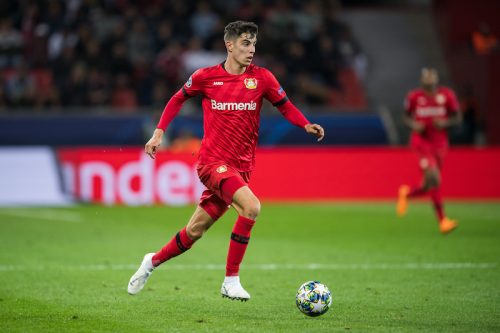 スペインの2強とプレミア勢が注目の20歳ドイツ代表MF…所属クラブは100億円を要求か
