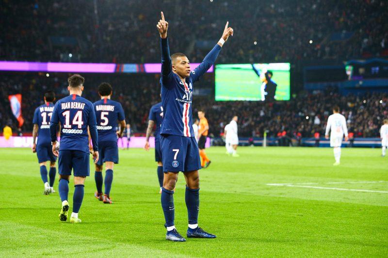 PSG、前半に4ゴールの快進撃! 酒井宏樹フル出場のマルセイユは完敗