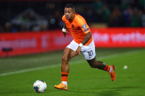 オランダ代表、デパイが負傷離脱…2得点で逆転勝利貢献も次戦は欠場