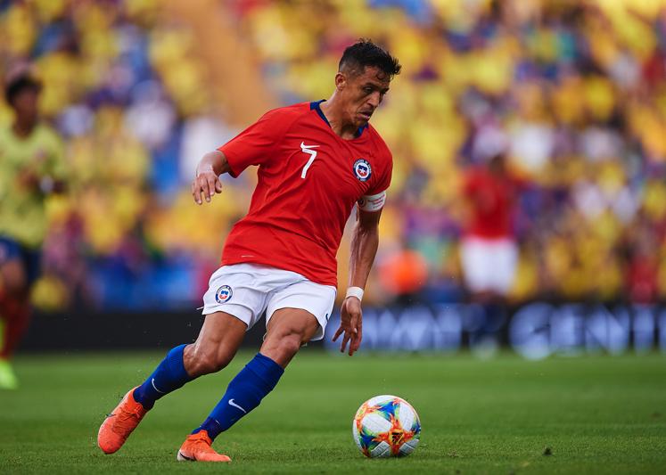 Aサンチェスが左足首を負傷…チリ代表監督「彼を2、3ヶ月失う可能性がある」