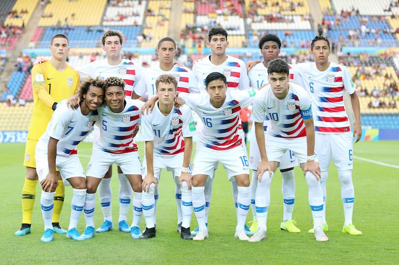 U-17アメリカ代表