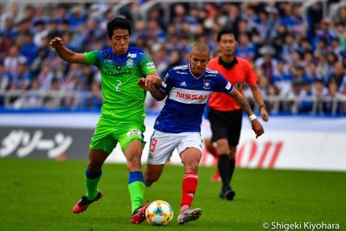 J1 20191019 YokohamaFM vs Shonan Kiyohara7(s)
