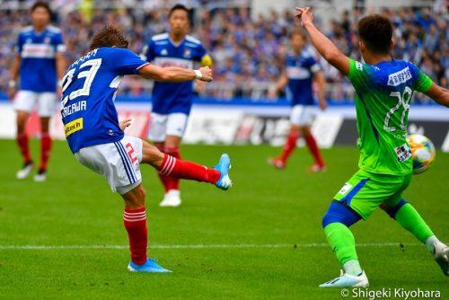 J1 20191019 YokohamaFM vs Shonan Kiyohara8(s)