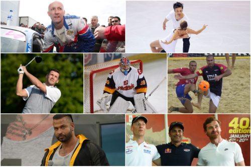●チェフだけじゃない! 別のスポーツに挑戦したサッカー界の強者たち