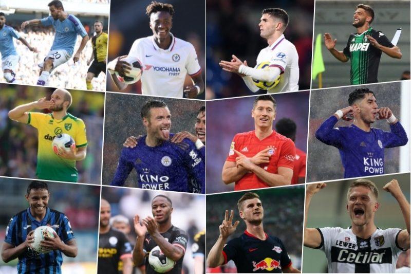 ヴァーディーやレヴァンドフスキら12人…今季、欧州4大リーグでハットトリックを達成した選手たち