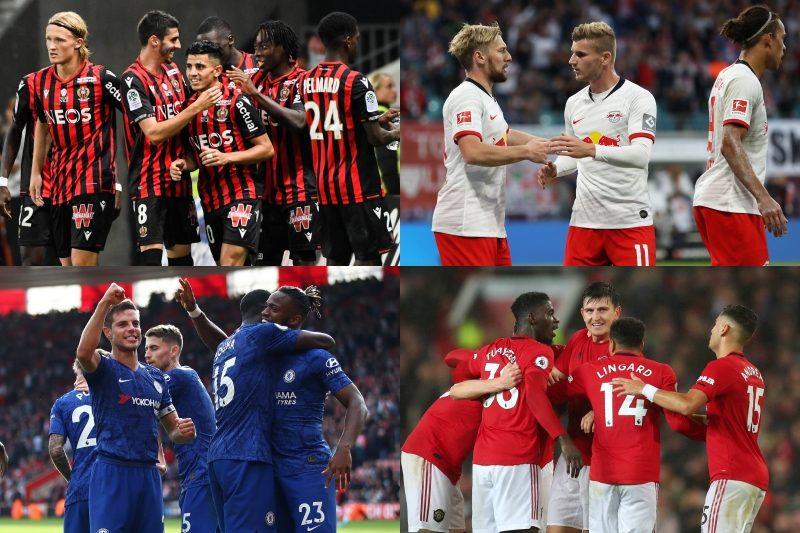 欧州5大リーグで最も若いチームはどこ? スタメン平均年齢を比較してみた