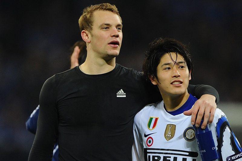 「ウシダさん」「ムトウ」「オカザキ」…バイエルンの守護神が語った日本人選手との思い出