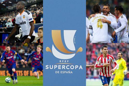 スペインスーパー杯、1月のサウジ開催が正式決定…今大会から4チーム参加