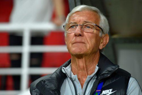 中国代表、リッピ監督が辞任を表明…アジア2次予選は2試合未勝利