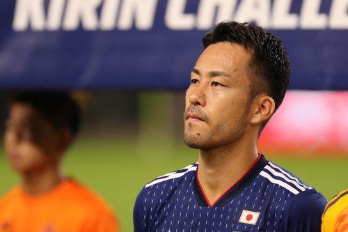 主将の吉田麻也、史上8人目の日本代表100試合出場!「もっと積み上げていく」
