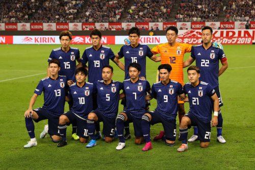 日本代表、キルギス戦の背番号を発表!「10」は中島翔哉、復帰の山口蛍は「20」