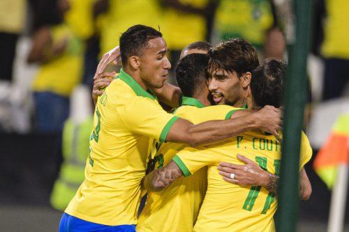 ブラジルが韓国に快勝!…10番パケタの先制点やコウチーニョFK弾など3発完封