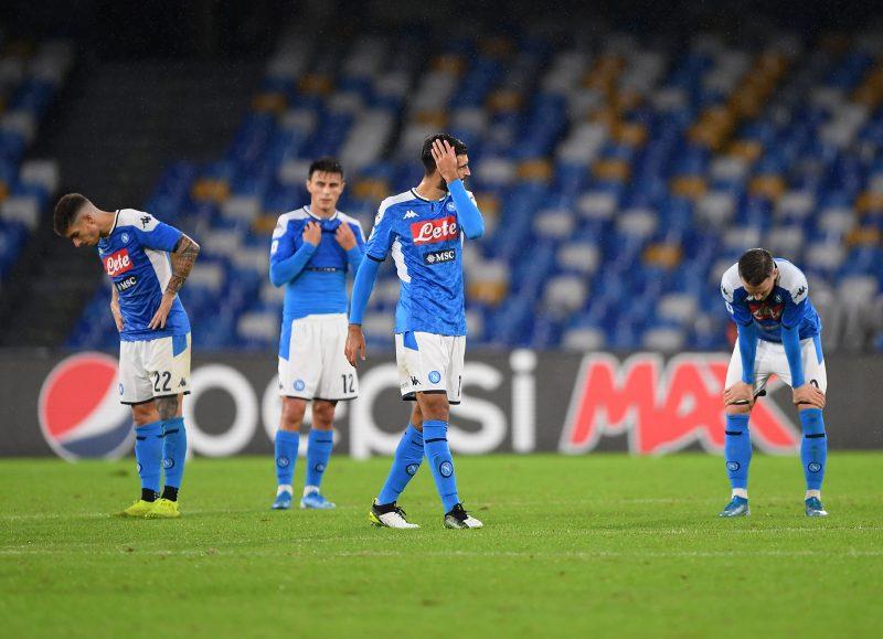 ナポリ会長が選手に対し罰金を科すことを発表…緊急合宿への参加拒否を受け