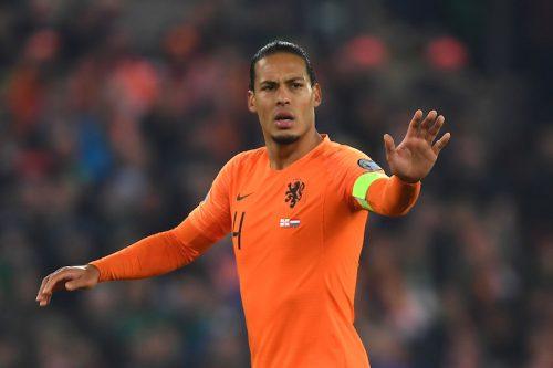 EURO出場決めたオランダ代表、主将ファン・ダイクが「個人的な事情」で離脱