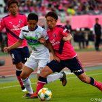 J1 20191109 COsaka vs Shonan Kiyohara12(s)