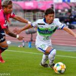 J1 20191109 COsaka vs Shonan Kiyohara3(s)