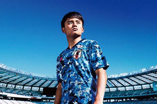 日本代表、東京五輪へ新ユニフォームを発表…初お披露目は11.10なでしこジャパン