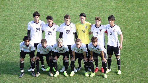 U-22日本代表、キリンチャレンジカップでU-22ジャマイカ代表と対戦決定