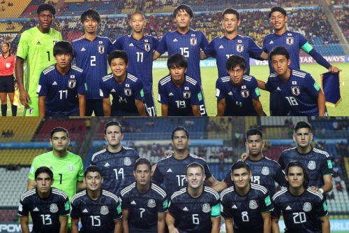 U-17日本代表、W杯8強をかけてメキシコとの大一番! 試合前に知っておきたい7つのこと