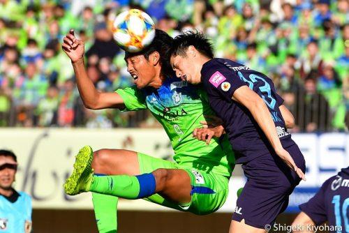 20191130 Shonan vs Hiroshim Kiyohara10(s)