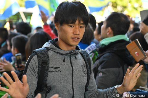 20191130 Shonan vs Hiroshim Kiyohara2(s)