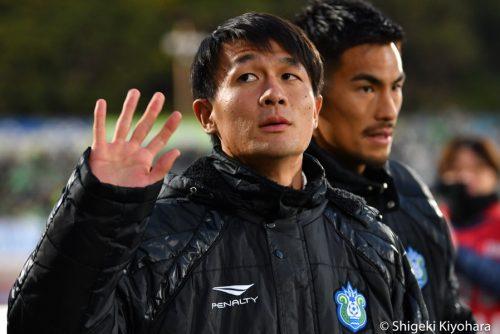 20191130 Shonan vs Hiroshim Kiyohara30(s)