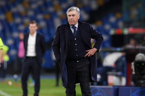 ナポリがアンチェロッティ監督を解任…リーグで現在7位、会長との関係悪化は否定