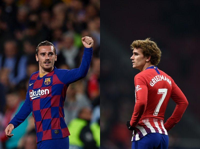 グリーズマンの他には? バルセロナとアトレティコの両クラブでプレーした選手たち