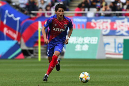 FC東京からは4選手がE-1へ! 初招集のDF渡辺「小さい頃から夢だった」