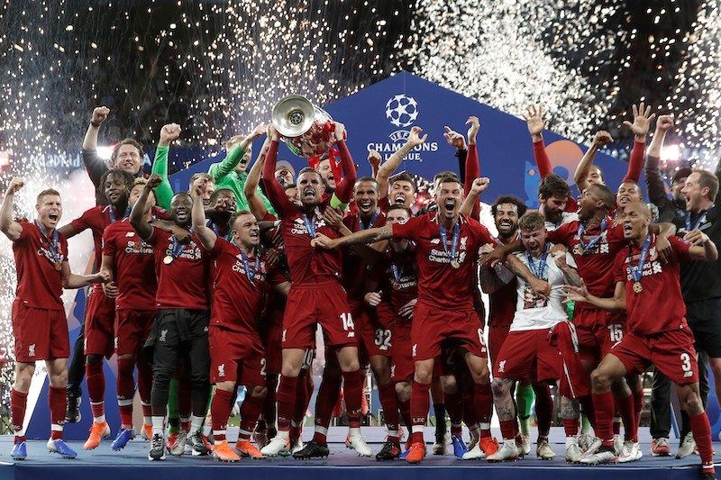 欧州王者リヴァプール、主力メンバーで初のクラブW杯制覇に挑む!…招集23名発表