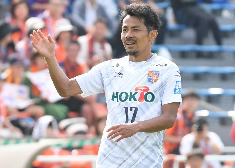 元日本代表MF明神智和が現役引退を発表「感謝の気持ちでいっぱい」