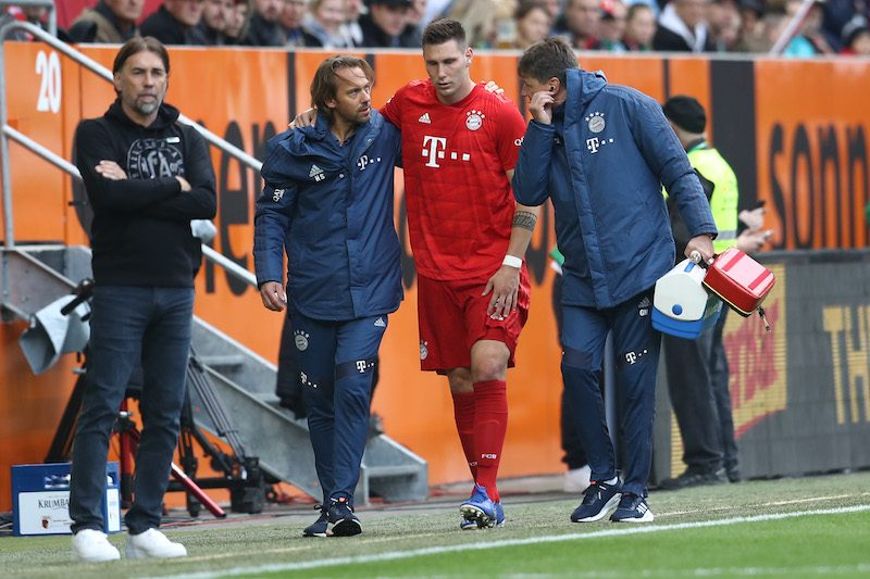 負傷中のDFズーレ、EURO2020出場へ意欲「間に合うと思っている」