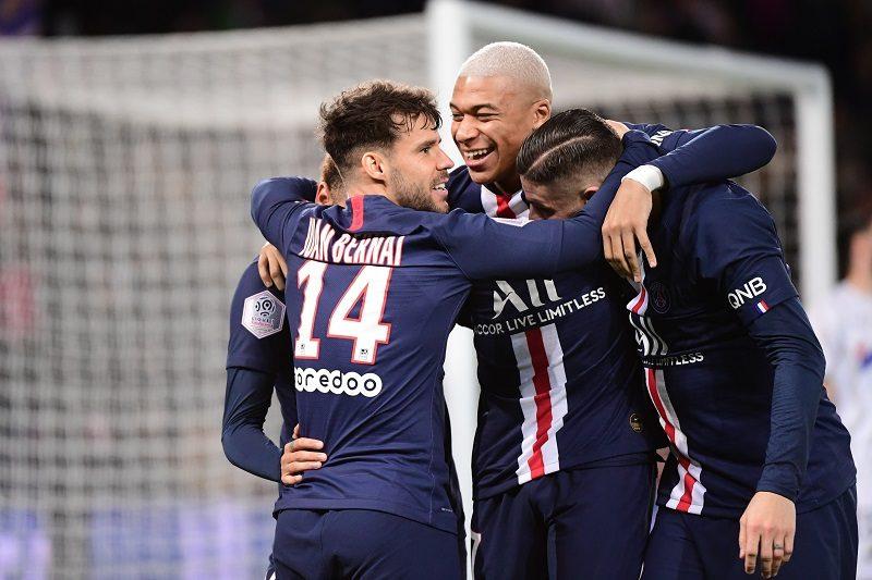 エンバペ&ネイマールが躍動…PSG、アミアンに4発快勝でリーグ6連勝!