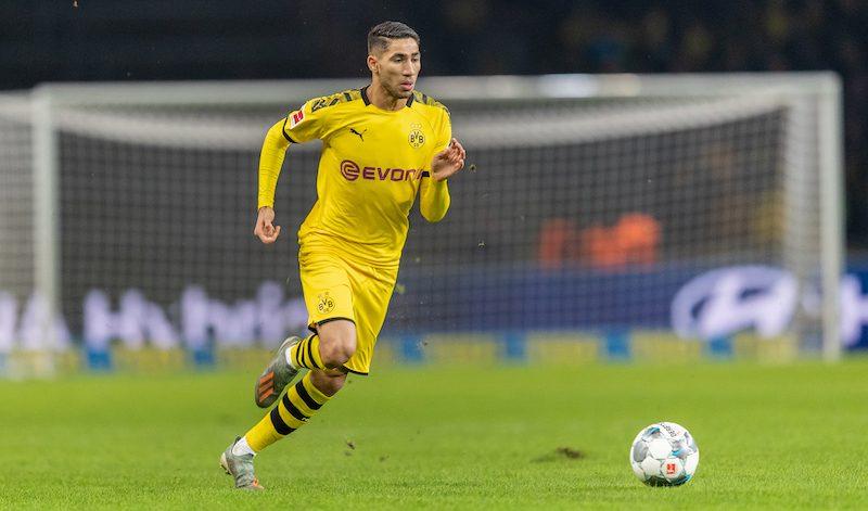 ドイツで成長を遂げたハキミ、来季にレアル復帰&右SBのレギュラー争いへ