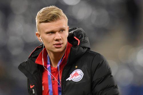 19歳FWハーランドがブンデス2クラブを訪問…今季ブレイクの大器は今冬ドイツ移籍か