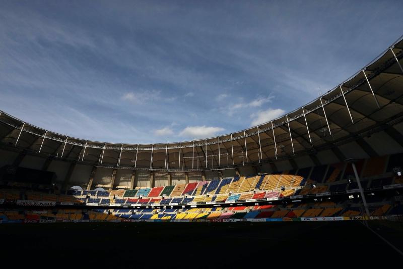 釜山アジアドメインスタジアム