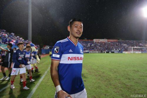 横浜FM一筋18年…栗原勇蔵が今季限りで引退「幸せな時間をありがとうございました」